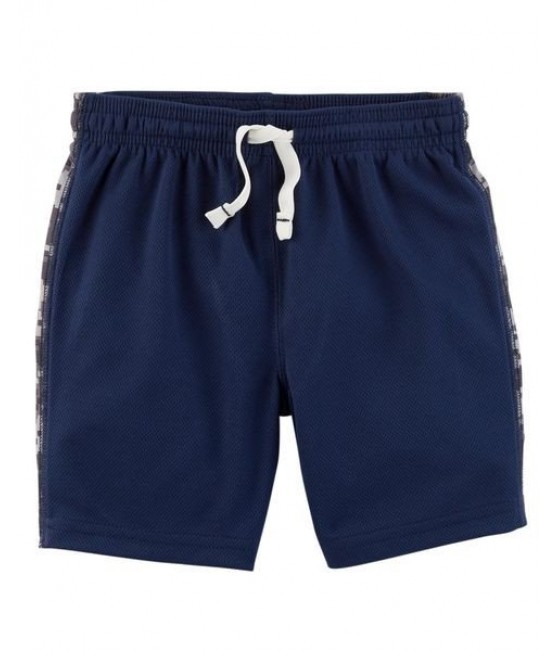 Bermuda Fit Carter's Blue - Menino