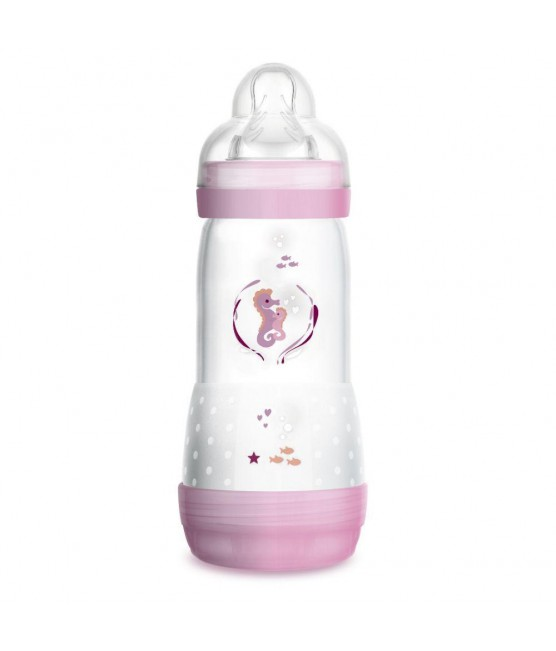 Mamadeira Mam Easy Start Rosa 320ml