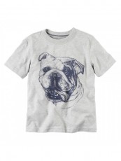 Camiseta Carter's Dog - Menino