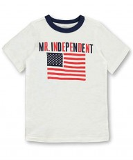 Camiseta Manga Curta Independent - Menino