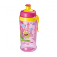 Copo Squeeze Grow Rosa 360ml 36m+