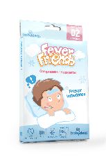 Fever Friends Compressas Refrescantes